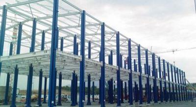 Индустриално строителство - Свети Никола ООД - Добрич